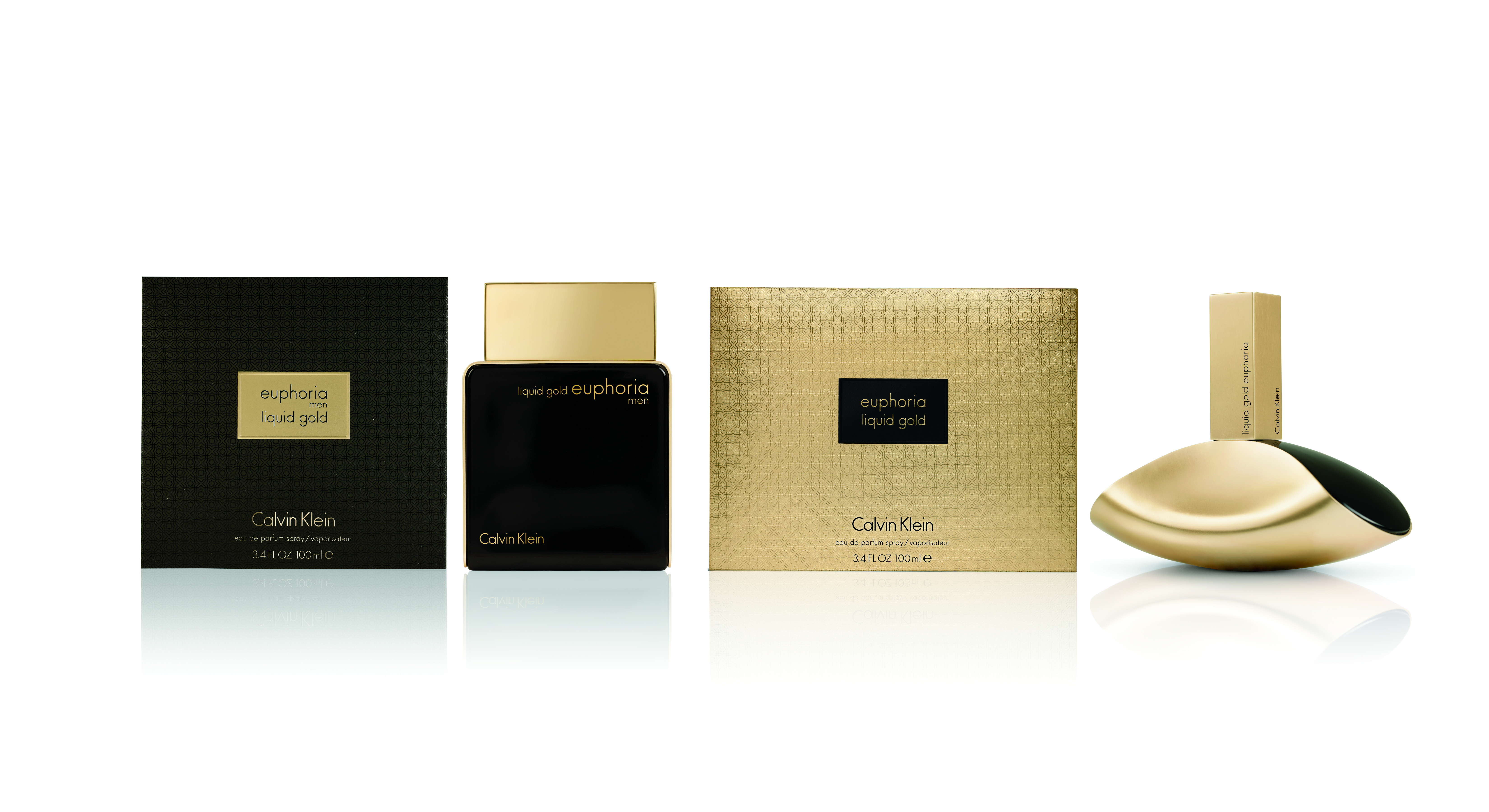 98d4f5eb47 Calvin Klein Euphoria Liquid Gold (EXCLUSIVE TO THE MIDDLE EAST ...