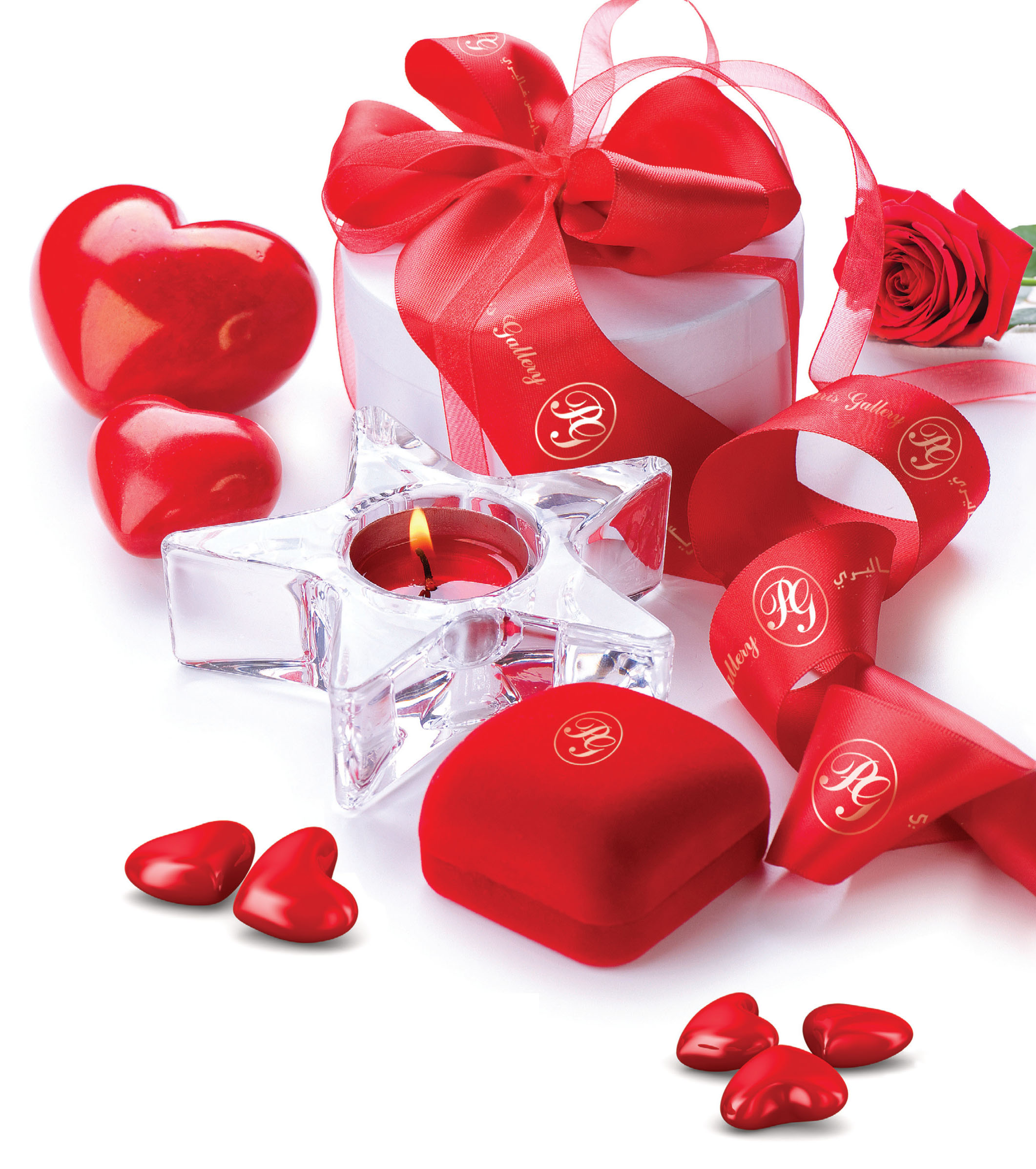 Paris Gallery Valentine's Day Exclusives | The Beauty Gossiper